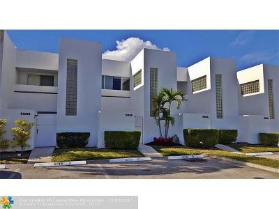 West Palm Beach Condo/Townhouse Backup Contract-Call LA: 5020 Elmhurst Rd #C