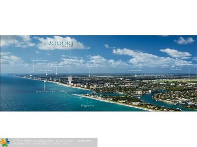 Pompano Beach Condo/Townhouse Backup Contract-Call LA: 730 N Ocean Blvd #1004