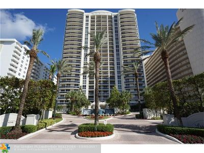 Rental For Rent: 4240 Galt Ocean Dr #1506