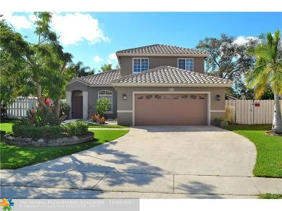 Pembroke Pines Single Family Home For Sale: 1944 NW 181st Ter