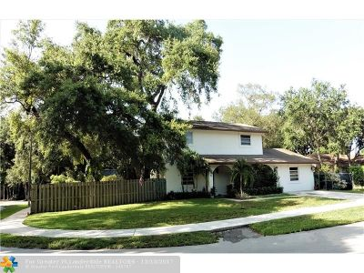 Single Family Home Sold: 2445 SW 19th St