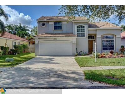 Cooper City Single Family Home For Sale: 2730 Cayenne Ave