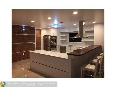 Hollywood Single Family Home For Sale: 4831 Polk St