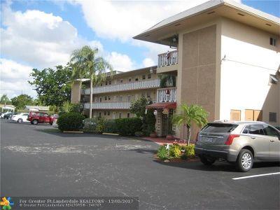 Hollywood Condo/Townhouse For Sale: 5200 Washington St #211