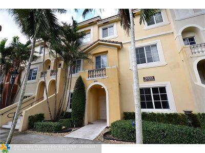 Miramar Condo/Townhouse For Sale: 5030 SW 126th Av #203