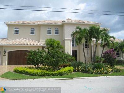 Fort Lauderdale Rental For Rent: 3017 NE 59th St