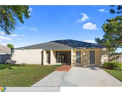 Cooper City Single Family Home Backup Contract-Call LA: 4996 SW 94th Ter