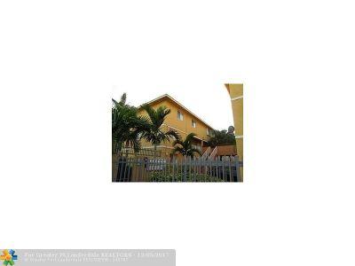 Miami Condo/Townhouse For Sale: 2145 NW 19 Terrace #204