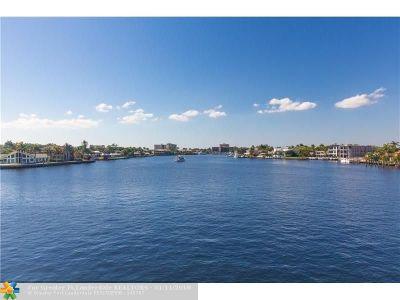 Pompano Beach Condo/Townhouse For Sale: 1201 S Riverside Dr #304