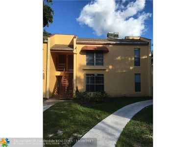 Broward County, Collier County, Lee County, Palm Beach County Rental For Rent: 4413 Treehouse Ln #23A