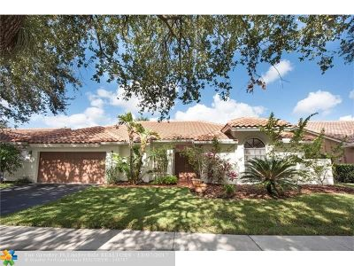 Plantation Single Family Home Backup Contract-Call LA: 11061 NW 18th Ct