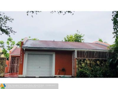 Miami Single Family Home For Sale: 11530 SW 80th St
