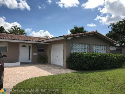 Coral Springs Single Family Home For Sale: 4135 NW 78th Ln