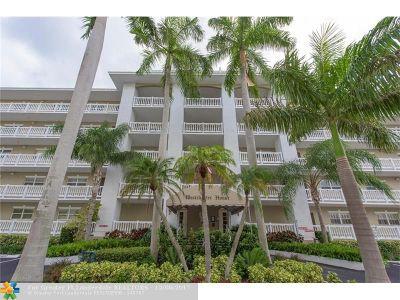 Fort Lauderdale Condo/Townhouse For Sale: 3080 NE 47 Court #504