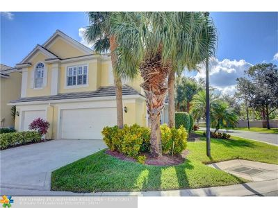 Boca Raton Condo/Townhouse For Sale: 5424 Grand Park Pl #63