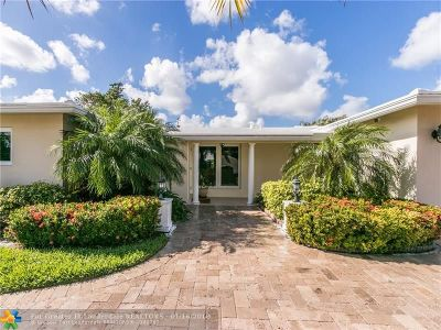 Pompano Beach Single Family Home For Sale: 921 SE 7th Ave