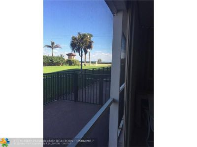 Broward County, Collier County, Lee County, Palm Beach County Rental For Rent: 2871 N Ocean Blvd #106