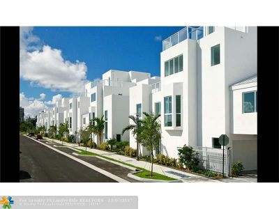 Broward County, Collier County, Lee County, Palm Beach County Rental For Rent: 723 NE 4th Ave #723