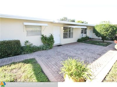 Broward County, Collier County, Lee County, Palm Beach County Rental For Rent: 1553 NE 32nd St