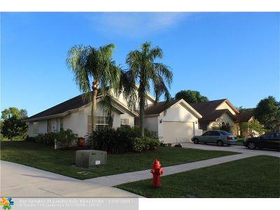Boca Raton Single Family Home Backup Contract-Call LA: 22448 Swordfish Dr