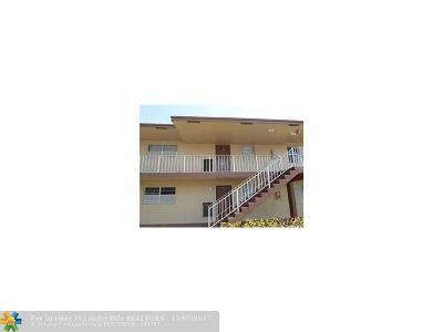 Broward County, Collier County, Lee County, Palm Beach County Rental For Rent: 7505 NW 4th Pl #207