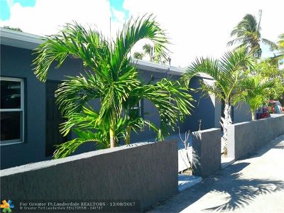 Broward County, Collier County, Lee County, Palm Beach County Rental For Rent: 304 SE 21st St #3
