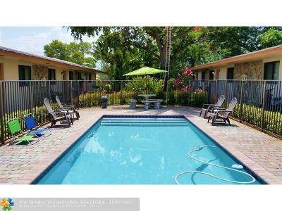 Broward County, Collier County, Lee County, Palm Beach County Rental For Rent: 1023 NW 1st Ave #1