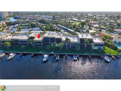 Pompano Beach Condo/Townhouse For Sale: 1100 SE 5th Ct #86
