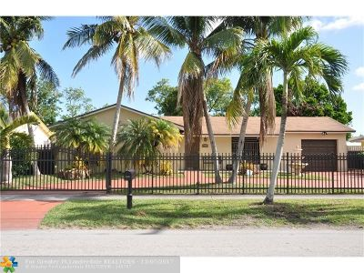 Homestead Single Family Home For Sale: 26233 SW 134th Ave