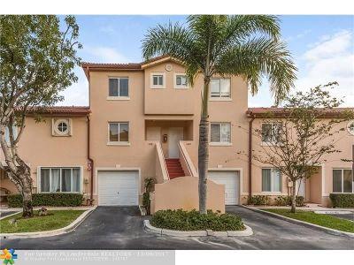 Weston Condo/Townhouse Backup Contract-Call LA: 138 Riviera Cir #138