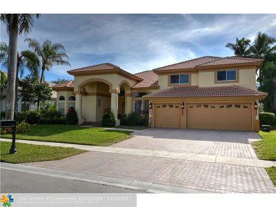 Boca Raton Single Family Home For Sale: 10582 E Key Dr