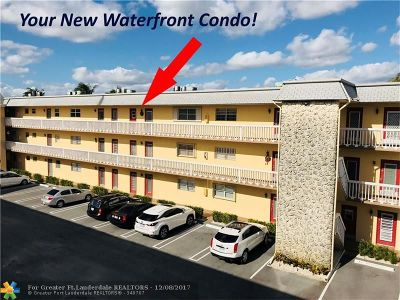 Lauderhill Condo/Townhouse For Sale: 4311 NW 16th St #309 B
