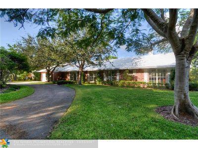 Fort Lauderdale Single Family Home For Sale: 2501 NE 40th St