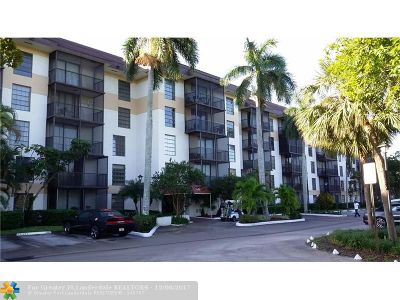 Lauderhill Condo/Townhouse For Sale: 5570 NW 44th St #214