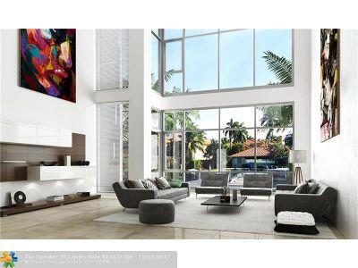 Fort Lauderdale Condo/Townhouse For Sale: 209 Hendricks Isle #209
