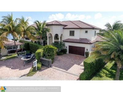 Pompano Beach Single Family Home For Sale: 750 SE 22nd Ave