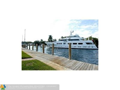 Fort Lauderdale Single Family Home For Sale: 1329 Citrus Isle