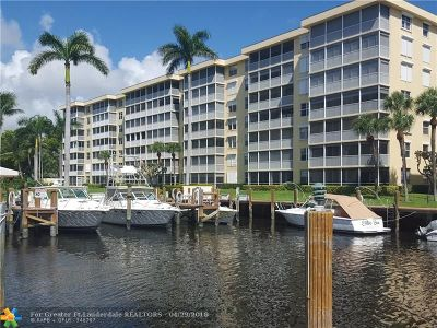 Delray Beach Condo/Townhouse For Sale: 1 Harbourside Drive #605