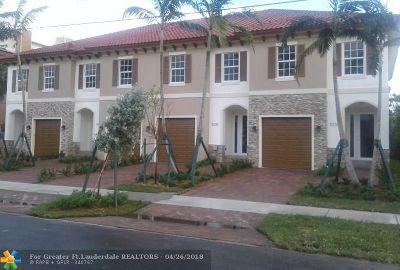 Pompano Beach Condo/Townhouse Backup Contract-Call LA: 3228 Marine Dr #3228
