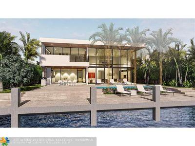 Seven Isles Single Family Home For Sale: 2522 Castilla Isle