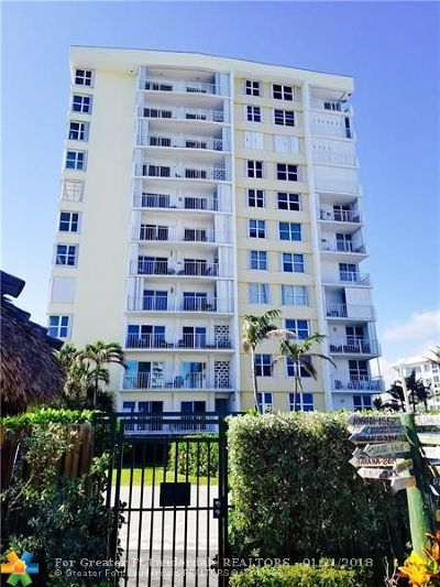 Deerfield Beach Condo/Townhouse For Sale: 800 SE 20th Ave #1105