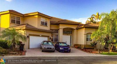 Boca Raton Single Family Home For Sale: 10949 Handel Pl