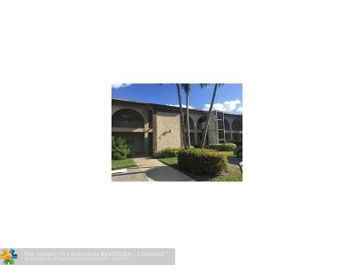 Coconut Creek Condo/Townhouse For Sale