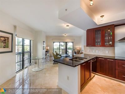Fort Lauderdale Condo/Townhouse For Sale: 2409 N Ocean Blvd #427