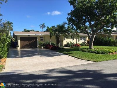 Fort Lauderdale Single Family Home For Sale: 1300 SE 13th Ter