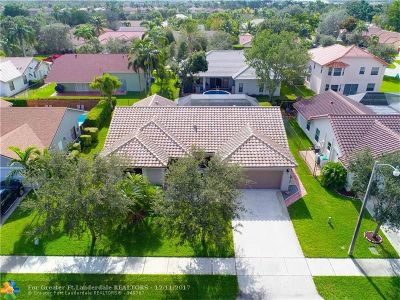 Coconut Creek Single Family Home For Sale: 4544 NW 50th Ct