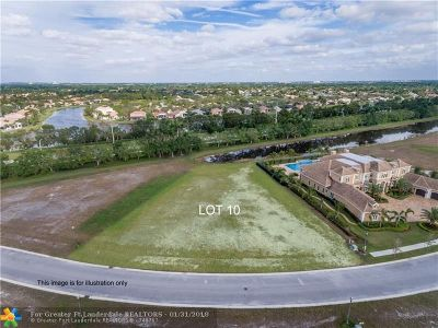 Weston Residential Lots & Land For Sale: 2822 Lake Ridge Ln