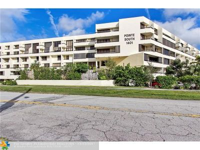 Boca Raton Condo/Townhouse For Sale: 1401 S Federal Hwy #208