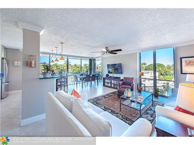 Fort Lauderdale Condo/Townhouse For Sale: 1301 River Reach Drive #309
