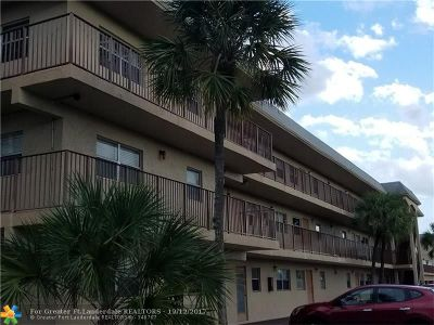 Lauderhill Condo/Townhouse For Sale: 4161 NW 26 St #206